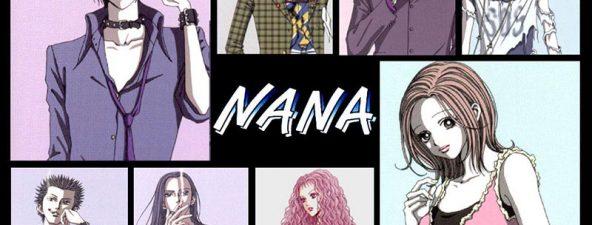 NANA การ์ตูน J-Rock ที่น่าสนใจ